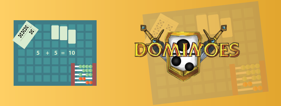 dominoes banner